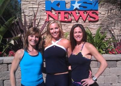 Morning Fitness Segment KUSI News