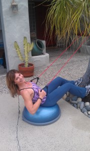 BOSU|Outdoor Workout|Spri Bands|Resistance|Balance Training
