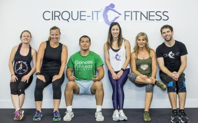 Change the Way You Age ~ Workshop Cirque-It Fitness
